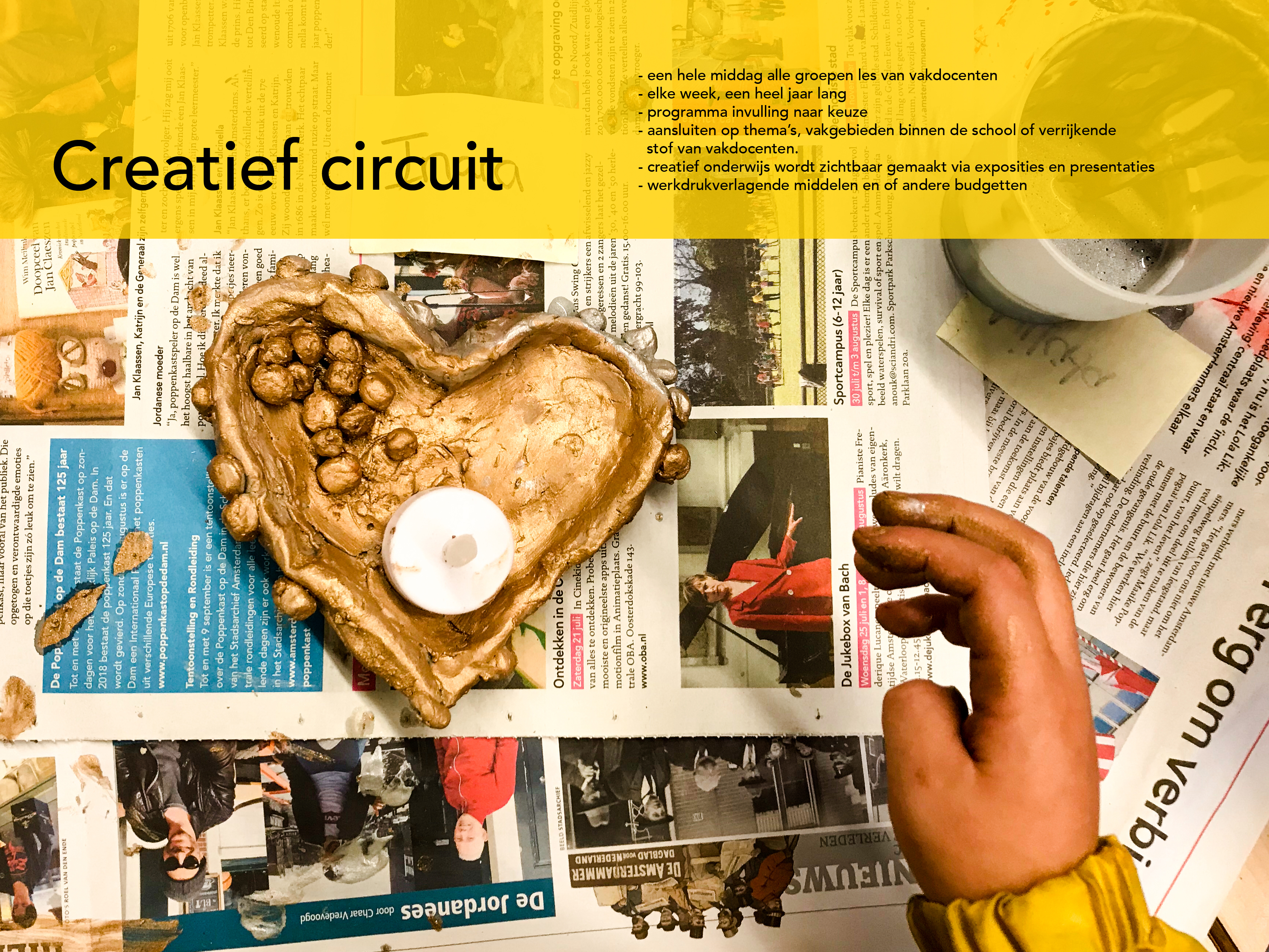Creatief Circuit Lukida Onderwijs Creatieve Invaldocenten